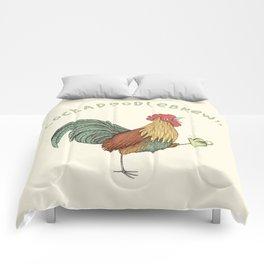 Cockadoodlebrew!! Comforters