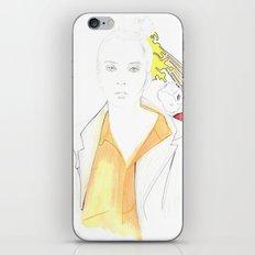 Whe love Fashion iPhone & iPod Skin