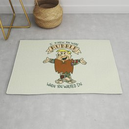 RUBBLE x SWIFT COLLAB Rug