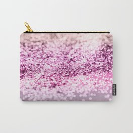 Unicorn Girls Glitter #7 #shiny #decor #art #society6 Carry-All Pouch