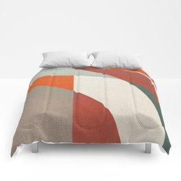 Waved Comforters