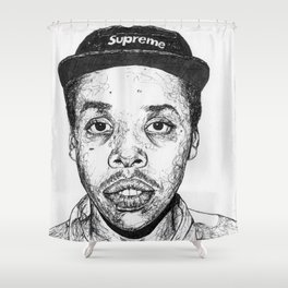 Earl Shower Curtain