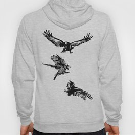 Crow Parliament Hoody