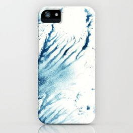 Watercolor abstract patterns that do not exist.Actually there are many color patterns.No.45 iPhone Case