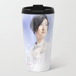 Goddess of Wind Travel Mug