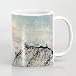 HEAVENLY BIRDS III Coffee Mug