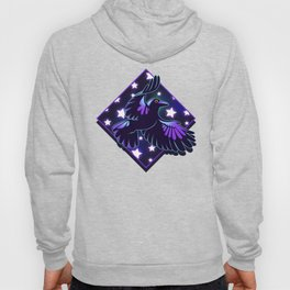 Cosmic Crow Hoody