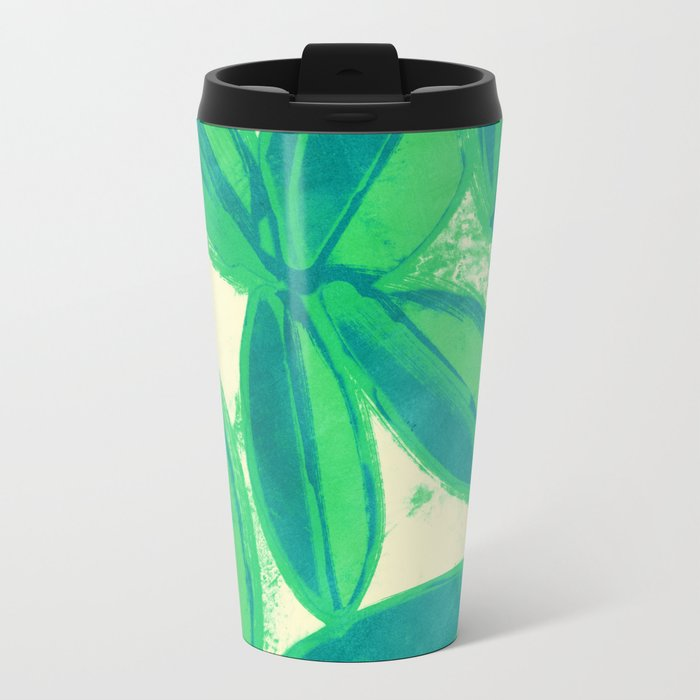 Viridis Metal Travel Mug