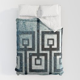 Order in Abstract III Comforters