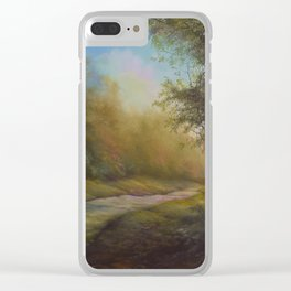 The Last Mile Clear iPhone Case