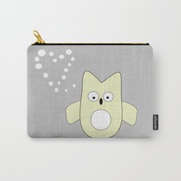 frenchie owl Carry-All Pouch