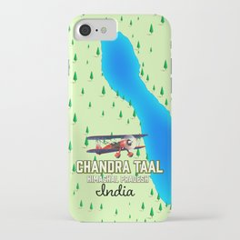 Chandra Taal India iPhone Case