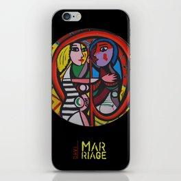 Marriage iPhone Skin