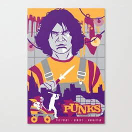 THE WARRIORS :: THE PUNKS Canvas Print