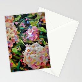 Hydrangea Blossom Stationery Cards