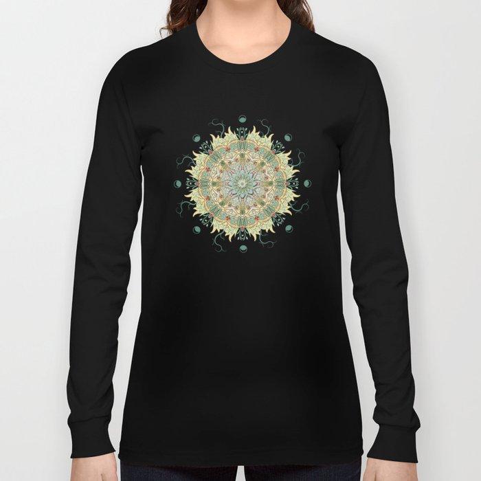 Morris Artful Artichoke Long Sleeve T-shirt