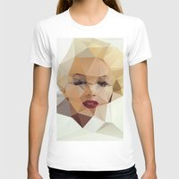 duvet T-shirts featuring Monroe. by David