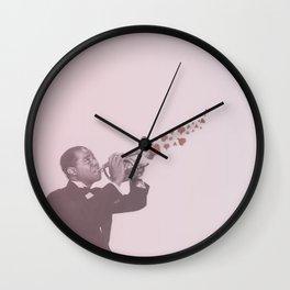 love trumps. Wall Clock