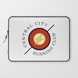 Central City running club Laptop Sleeve