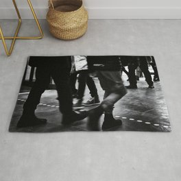 Hustle And Bustle Rug