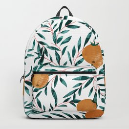 Mandarins Backpack