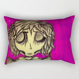 Ghoul #3, SDS - 2nd DAY STARVATION Rectangular Pillow