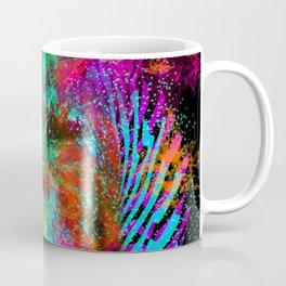 Alien Disco Fire Daddy Coffee Mug