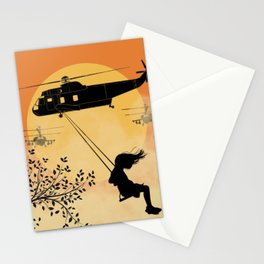 Nothing has changed Stationery Cards