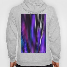 Re-Created  Feather ix by Robert S. Lee Hoody