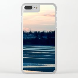 Sinuous Light Clear iPhone Case