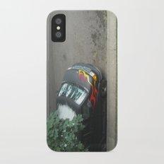 Smokin'! ~ 70s-ish van Slim Case iPhone X