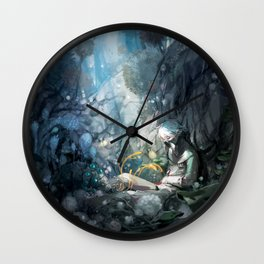 Ohmu Wall Clock