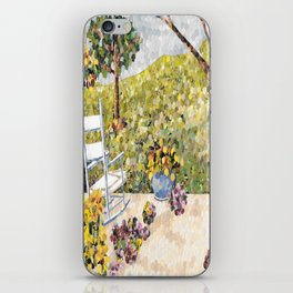Front Porch iPhone Skin