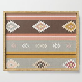 Vintage Kilim (big) Serving Tray