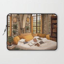Hufflepuff home Laptop Sleeve