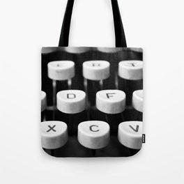 Vintage typewriter 3 Tote Bag