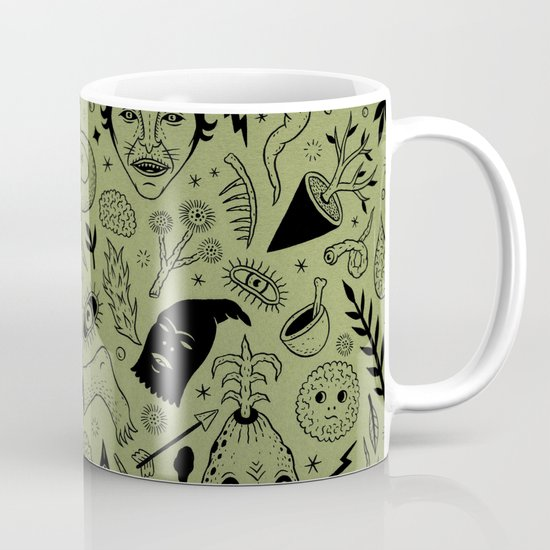 Curious Collection No. 2  Mug