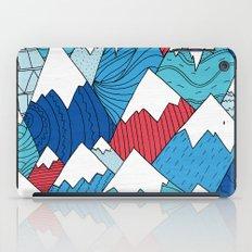 Mountain Pattern 2.0 iPad Case