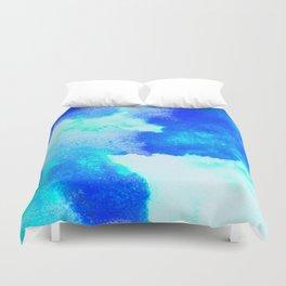 Blue Java Duvet Cover