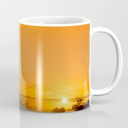 Sunset in Lisbon Coffee Mug