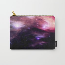 Galaxy : Pleiades Star Cluster nebUlA Purple Pink Carry-All Pouch