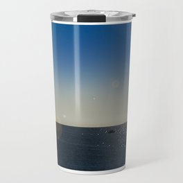 The Mediterranean At Mojacar Travel Mug