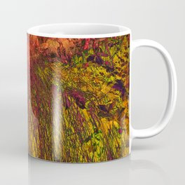 Liquid Fire Coffee Mug