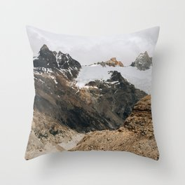 PATAGONIA I Throw Pillow