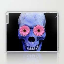 Day Of The Dead 1 by Sharon Cummings Laptop & iPad Skin