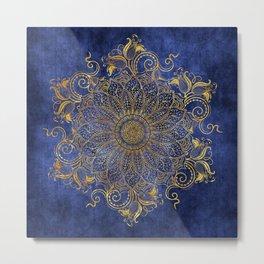 Blue velvet Metal Print