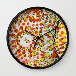 2, Inset D Wall Clock