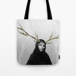 Winter fable Tote Bag