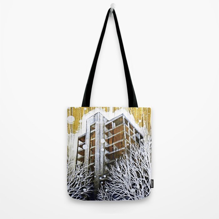 """The Fortress"" Tote Bag"