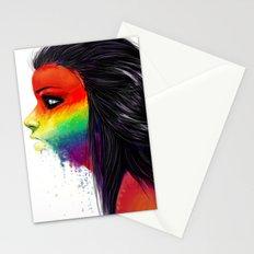 Rainbows Stationery Cards